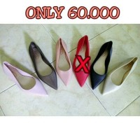 JELLY SHOES / FLAT SHOES/ YASMIN