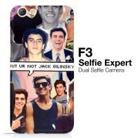 Jack Gilinsky Collage F0116 Oppo F3 3D Full Print Case