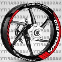 harga Stiker Rim Velg Honda Vario 150 Custom Racing Tokopedia.com