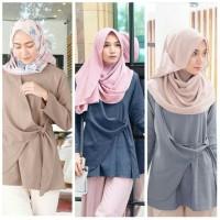 Atasan Wanita / Sala Top Blouse / Baju Muslim Cewe / Blus Muslim Tunik