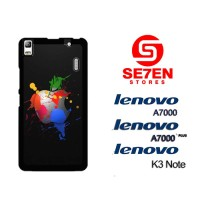 Casing HP Lenovo A7000, A7000 Plus, K3 Note Wallpapers 90 Custom Hardc