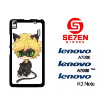 Casing HP Lenovo A7000, A7000 Plus, K3 Note cute cartoon 67 Custom Har