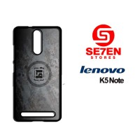Casing HP Lenovo K5 Note linkin park logo Custom Hardcase