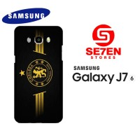 Casing HP Samsung J7 2016 Gold Chelsea Custom Hardcase