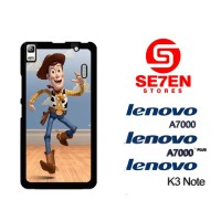 Casing HP Lenovo A7000, A7000 Plus, K3 Note Toy story woody Custom Har