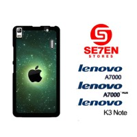 Casing HP Lenovo A7000, A7000 Plus, K3 Note Apple LOGO iPhone Custom H