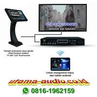KJB KJ-999 Android Karaoke Player + HDD 2TB termasuk 30 ribu lebih