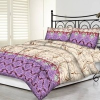Tommony Bed Cover Double - Batik Sastra