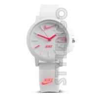 Terbaru! Jam Tangan Wanita Nike Sporty R-White Rubber Putih