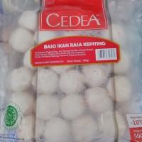 CEDEA BAKSO IKAN KEPITING 500GR