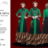 Gamis Pesta Esme Fashion THE SECRET of CENTRAL JAVA E-050227 - Batik