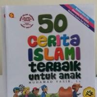 Buku 50 Cerita Islami terbaik untuk anak