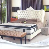 Spring Bed Floresta ROYAL MASTER - Super King Size 200 x 200