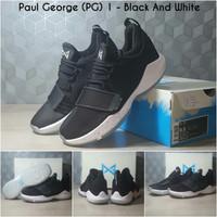 harga Sepatu Basket Nike Pg 1 Paul George 1 Black And White Tokopedia.com