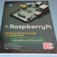 Jual Buku Raspberry Pi / RaspberryPi Mikrokontroler Mungil Serba Bisa - Edi Murah