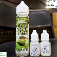Green Tea Latte Liquid Vaporizer 10ml Eceran