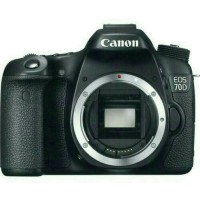 JUAL KAMERA CANON 70D BODY ONLY