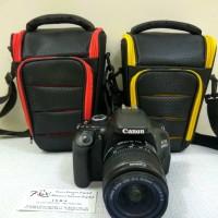 Tas Kamera DSLR Canon Nikon Fuji Sony Samsung Olympus Leica Pentax.