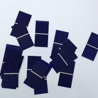 DIY Solar Cell 52mm x 26mm Sel Surya untuk Merakit Solar Panel Sendiri