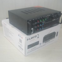 Stereo Power Amplifier with bluetooth f-326BT