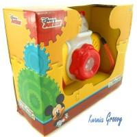 Mainan anak edukasi laki dan perempuan kamera disney... murah
