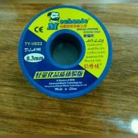 Timah Gulung/Timah Solder Mechanic O,3MM Original