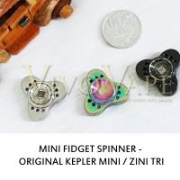 Jual MINI FIDGET SPINNER / HAND SPINNER - ORIGINAL KEPLER MINI / ZINI TRI Murah