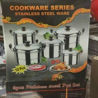 Jual Panci Set + Steamer 5set Murah