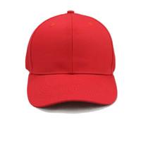 222c6e2457d94 Topi basball merah polos