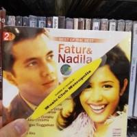 CD FATUR DAN NADILA - THE BEST (2CD)