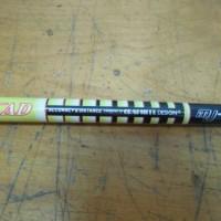 GOLF - New Tour AD DJ-6s stiff flex 3 wood shaft w/taylormade adapter