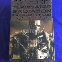 Hot Toys 1/6 Terminator Salvation T600 T-600 Endoskeleton MMS93