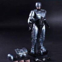 Hot Toys MMS202 Robocop Diecast Murphy with Sound Effect 1/6 Figure