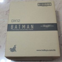 Hot Toys DX12 DX 12 Dark Knight Rises Batman Bruce Wayne Christopher N