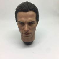 1/6 Hot Toys DC The Dark Knight DX12 Batman Bruce Wayne Head Loose Fig