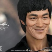 1/6 Hot Toys MIS12 Bruce Lee In Casual Wear 12 inch Action Figure