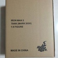 Hot Toys MMS 303 Iron Man Tank Mark 24 XXIV xxiv 12 inch Action Figure