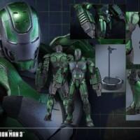 Hot Toys 1/6 MMS332 Iron Man 3 Gamma Mark XXVI MK 26 Action Figure Exc
