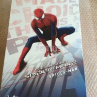 Hot Toys Amazing Spider-Man 2 Spiderman MMS244