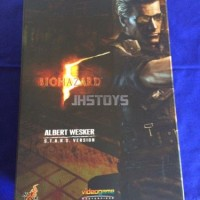 Hot Toys 1/6 Resident Evil Biohazard 5 Albert Wesker STARS Version VGM