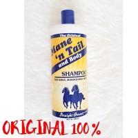 Jual [Promosi] MANE n TAIL Shampoo Shampo Sampo Kuda Original 946 946ml Ori Murah