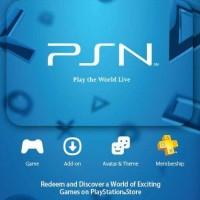 Playstation Network PSN Card IDR Rp 300.000 - Reg 3