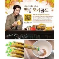 Korean Maxim Mocha Gold Mild Coffee isi 20 sacset