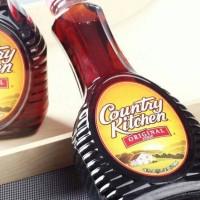 Country Kitchen Original Maple Syrup 710g Sirup Import Waffle Pancake