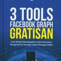 Buku 3 Tools Facebook Graph Gratisan oleh Suryadin Laoddang