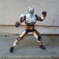Jual mainan action figure custom satria Torga ice mode bima-x shf scale Murah