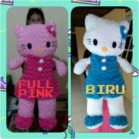 Jual boneka hello kitty pink jumbo besar Murah