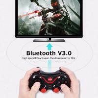 Stick Game New Gen S3 Smartphone Gamepad Bluetooth Wireless + Holder
