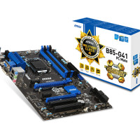 MSI B85-G41 PC Mate (LGA1150, B85, DDR3)