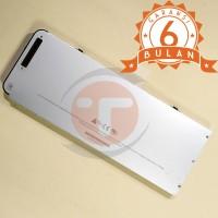 """Baterai ORIGINAL Apple Macbook 13"""" A1280 A1278 - Silver"""